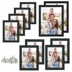 Giftgarden 10 Pcs Multi Picture Photo Frames Set for Multipl