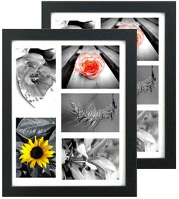 "11x14"" Collage Picture Frames -  Wall Photo Frame Set Family"