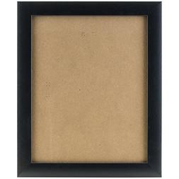Craig Frames Contemporary Gallery Black Picture Frame, 3 by