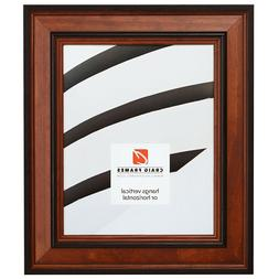 """Craig Frames 2"""" Prairie Country Brown Wooden Picture Frames"""