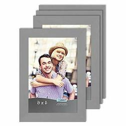 4x6 picture frame set 10 pack white