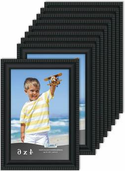 4x6 Picture Frames  Picture Frame Set, Wall Mount or Table T
