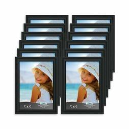 Icona Bay 5x7 Picture Frames  Picture Frame Set, Wall Mount