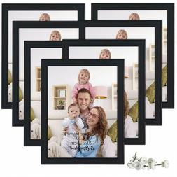 7 PCS, Giftgarden 8x10 Picture Frame Multi Photo Frames Set