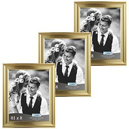 Icona Bay 8 by 10 Picture Frames  Photo Frames, Wall Mount H