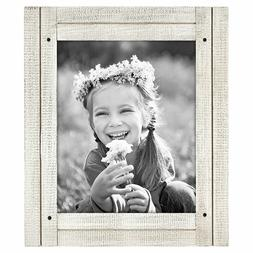 Americanflat 8x10 Distressed Wood Frame