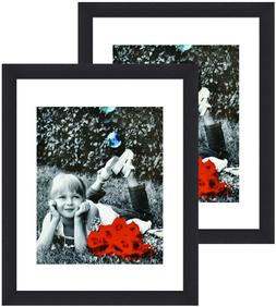 8x12 Picture Frames  - HIGH Definition Glass Front Cover  Di