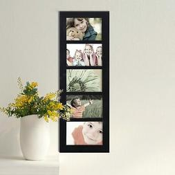 Adeco Decorative Wood Wall Hanging Picture Frame, 4 by 6-Inc