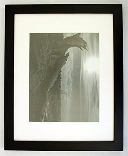 Golden State Art 11x14 Photo Wood Frame with Mat for 8x10 Pi