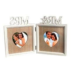 Grassland Road - Mr. and Mrs. Double Opening Picture Frame