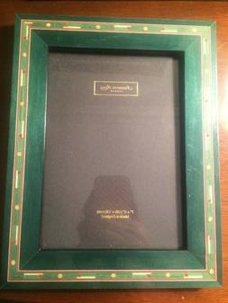 Addison Ross Wood Inlay Picture Frame - 5 by 7 - NWOT - grea
