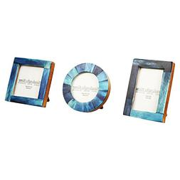 Baby Photo Frame Pure Bone Mother of Pearl Handicrafts Home