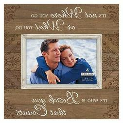 4 x 6 Beside You Count Picture Frame