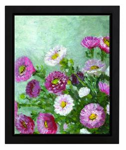 MCS 16x20 Inch Frame To Mount Finished Canvases, Black