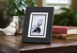 Old Town 5x7 Black Studio Wood Frame, 4-pack - New Zealand P
