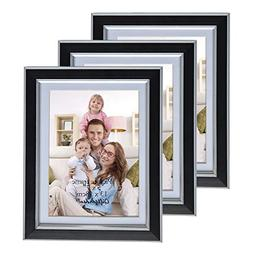 Giftgarden 5x7 Picture Frames for Wall, Display 5x7 Photo wi