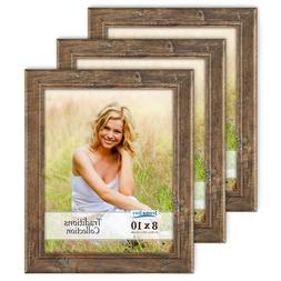 Icona Bay Chestnut Brown Picture Frames 5x7 & 8x10 Tradition