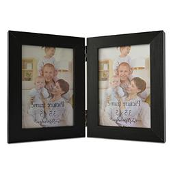 Giftgarden 3.5x5 Double Picture Frame Display 5x3.5 Photo