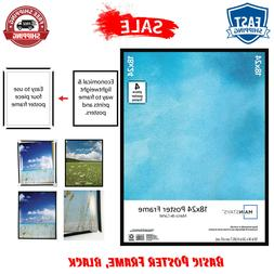 """Economical 18x24"""" Basic Poster Picture Frame Display Art Pho"""