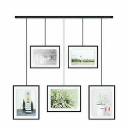 Umbra Exhibit Wall Picture Frames Set of 5