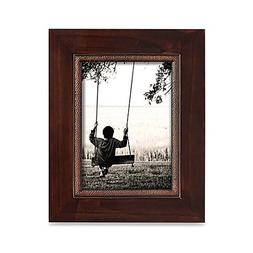 Frame Made Of Natural Pine Wood 5-Inch x 7-Inch Vanderbilt E
