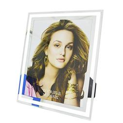 Giftgarden Glass 8 by 10 -Inch Picture Frame for Photo Displ