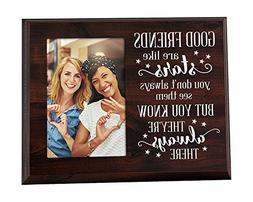 Good Friends are Like Stars Sign Picture Frame Friend Gift B