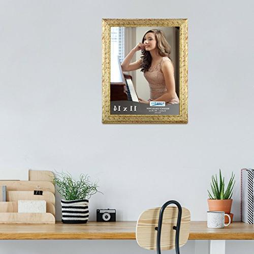 Icona Bay 14 Frame, Deluxe Backing, Landscape as 14x11 or 11x14, Regency Collection