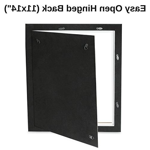 Icona 11 by Frame, Wall Mount Deluxe Backing, as 14x11 Picture or