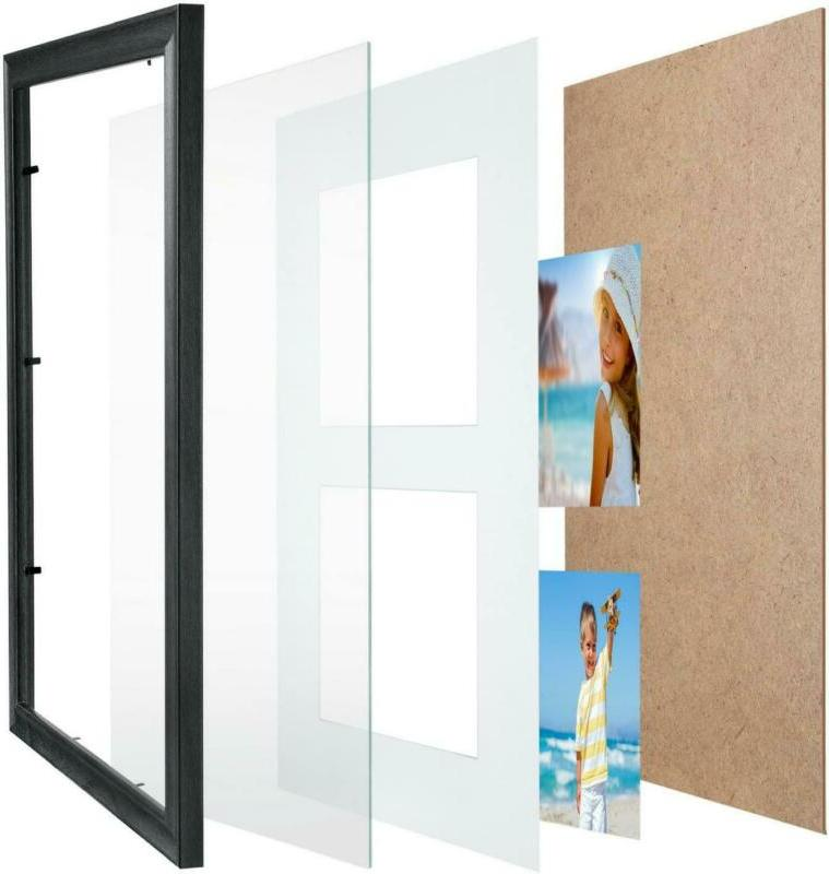 Icona Bay Frames Collage With 2 Mat Display (Two
