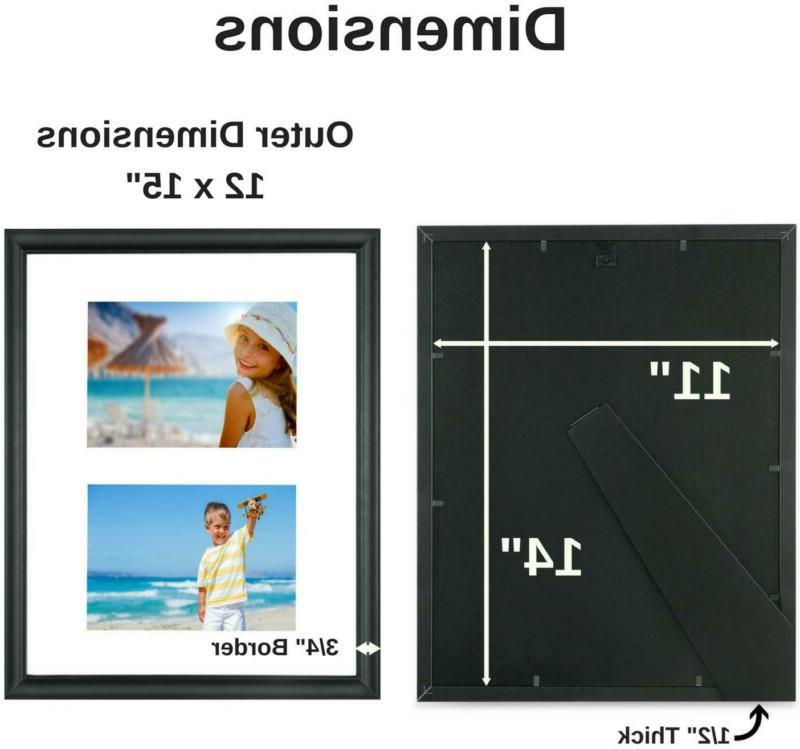 Icona Frames Collage 2 Mat Display Included