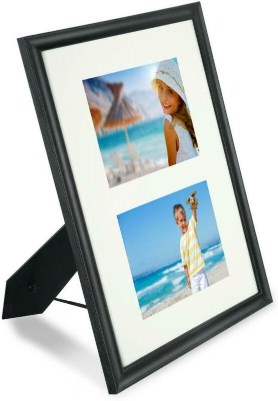 Icona 11X14 Picture Frames Collage With Mat (Two