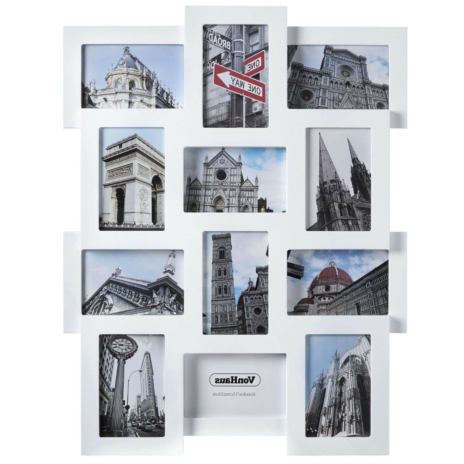 12x collage picture photo frames family home