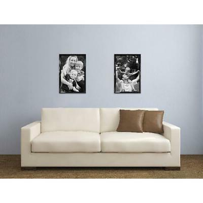 Mainstays 16x24 Trendsetter and Picture Black Assorted Sizes