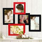 Adeco Trading 5 Opening Decorative Wall Hanging Collage Pict