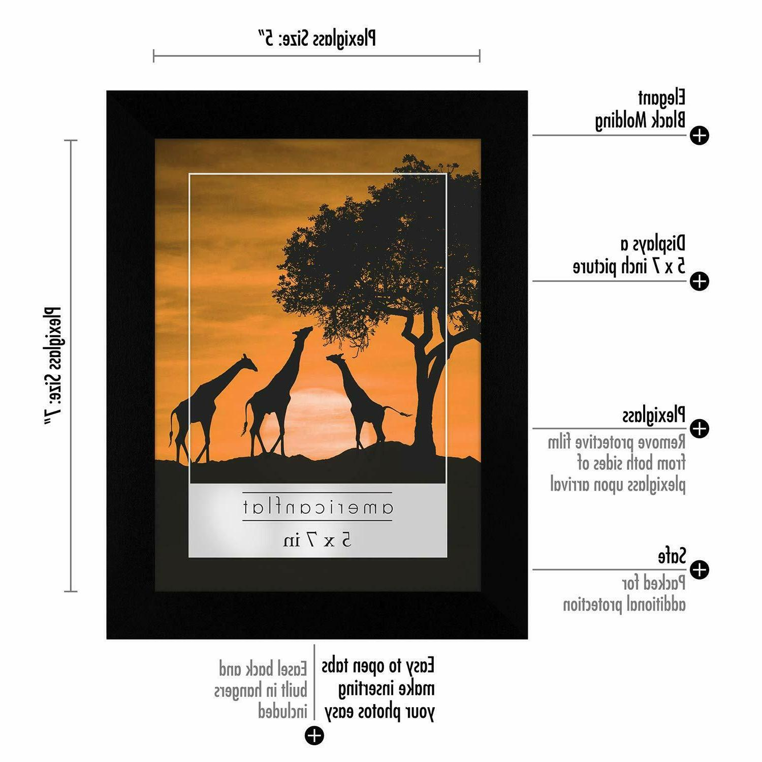 5x7 Frames Display Pictures 5x7