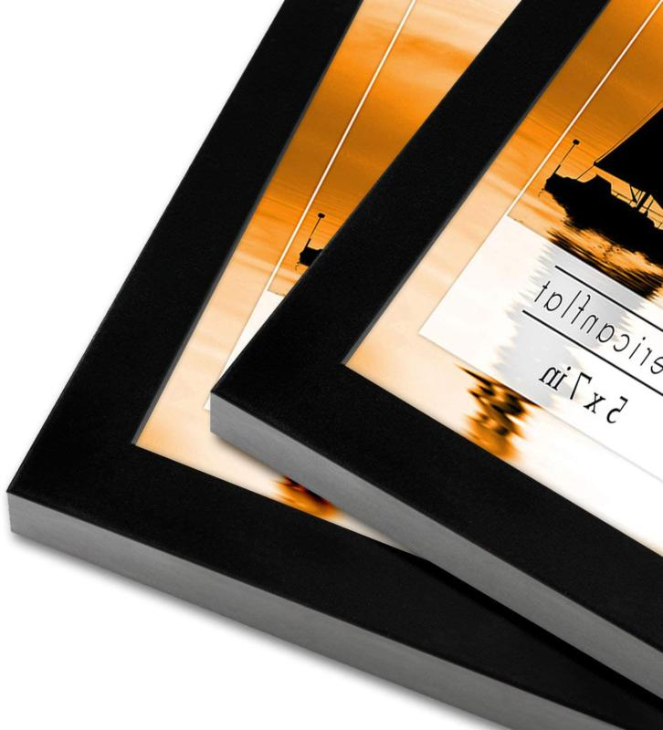 Picture Frames | Displays 5x7 inch Pictures. Polished