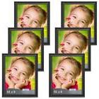 Icona Bay 8 10 Picture Frames , Black Wood Finish...
