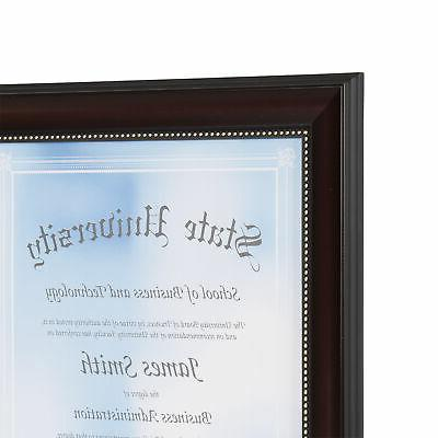 """8.5"""" x 11"""" Document and Diploma Picture Frame"""