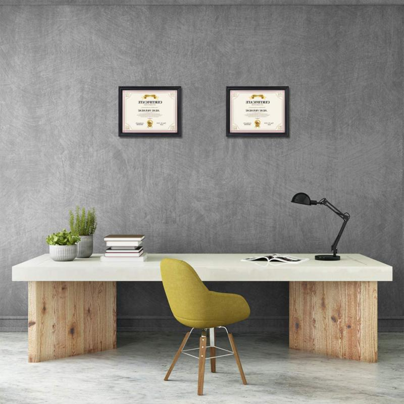 Calenzana Document Diploma Picture Frames 8.5