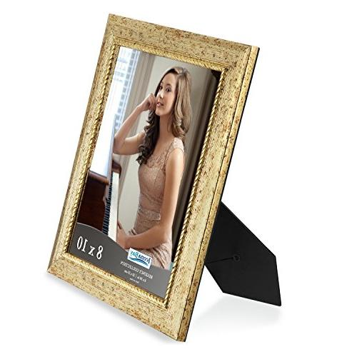 Icona 8 10 Picture Frame Frames, and Black Velvet Table as 10x8 Picture or 8x10, Regency