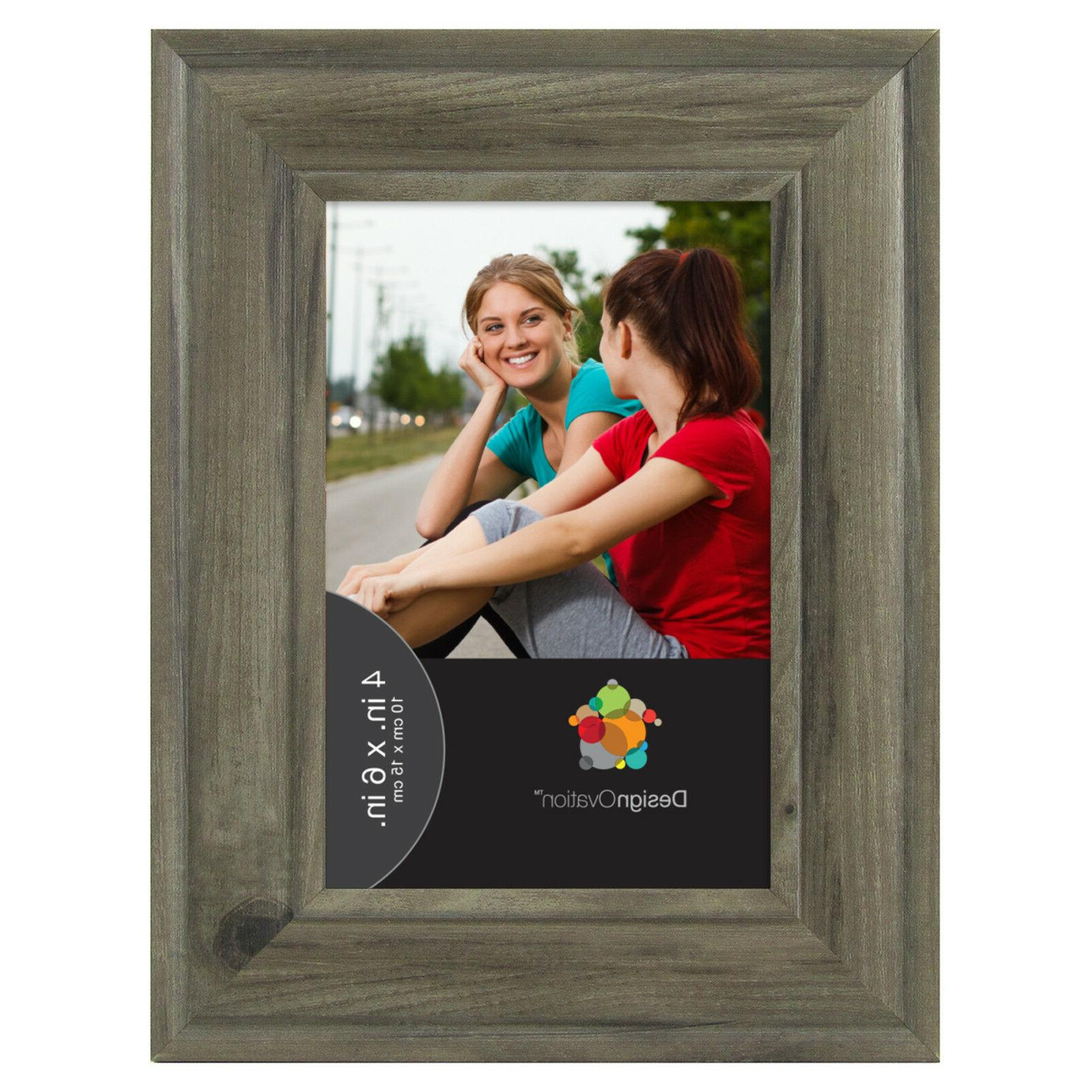 balton soft gray picture frame by