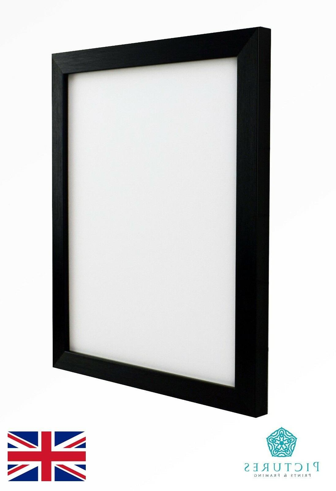 black photo picture 19mm frame 5x5 5x6