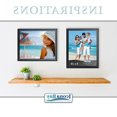 Icona Picture Frames Set , Wall Mount and Display Collection