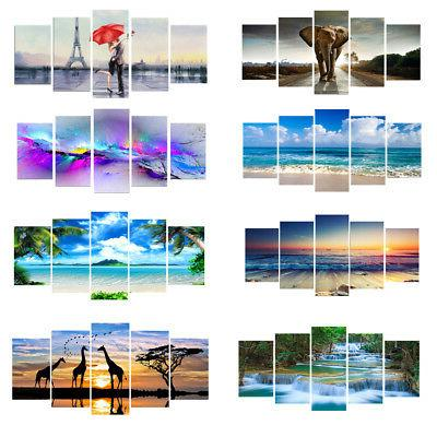 Canvas Prints Painting Picture Photo Home Decor Wall Art Lan
