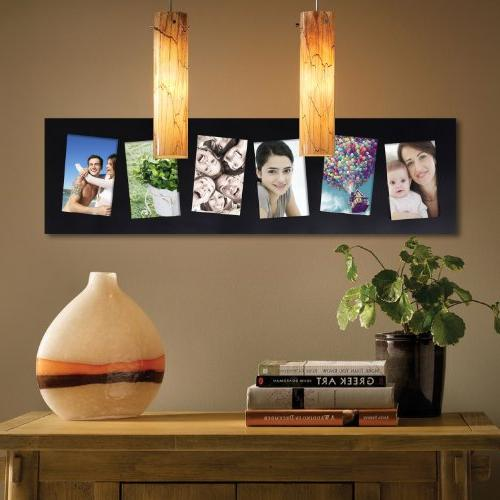 Adeco Wall Photo Slanted inches