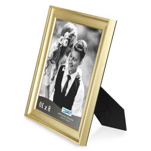 Icona Picture Frames Beautifully Curved Metallic Queen Style