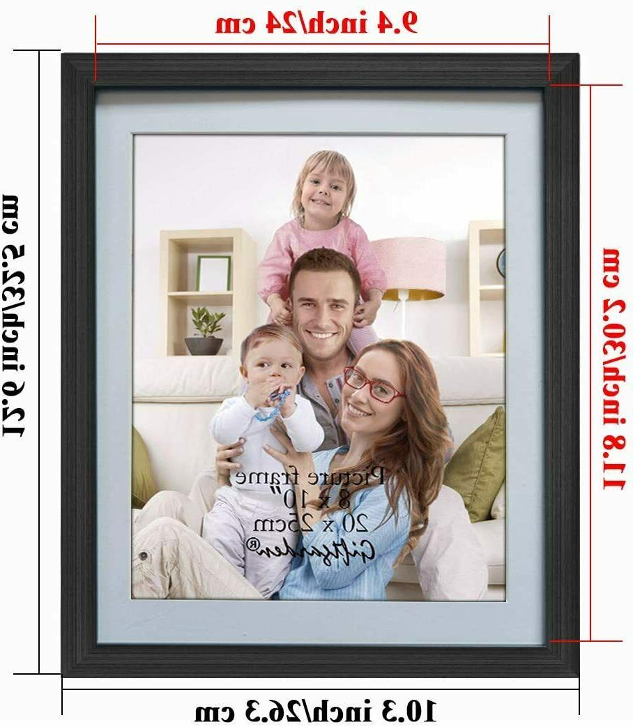 Frame Wall Decor for 8 10 Photo Giftgarden 8x10