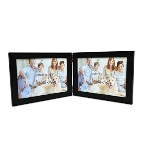 friends gift double picture frame