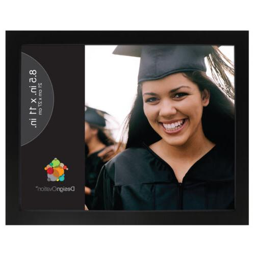 Gallery Picture Frame, Black